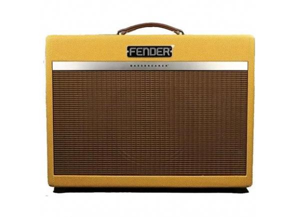 Combo a válvulas/Combos a válvulas Fender LTD Bassbreaker 30R Tweed
