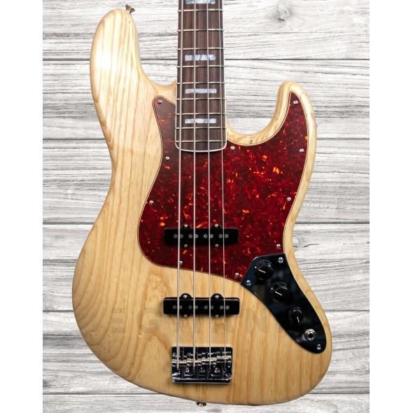 Baixo Elétrico de 4 cordas/Baixo de 4 Cordas Fender LTD Collection Japan Jazz Bass NT