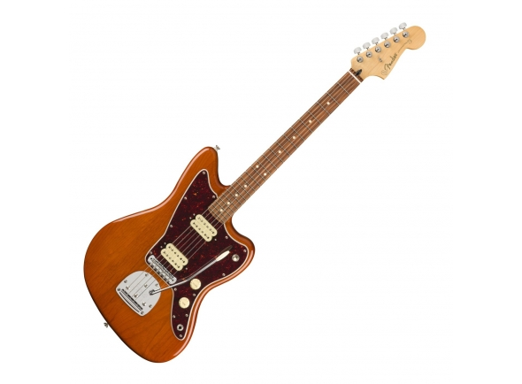 Outros formatos Fender LTD Player Jazzm. Aged Nat.
