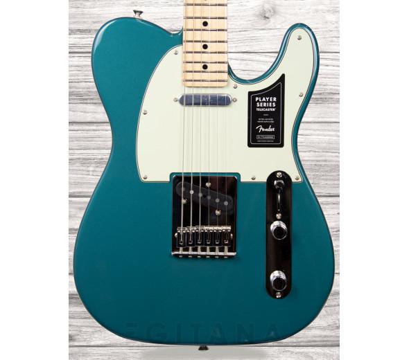 Guitarras formato T Fender  LTD Player MN Ocean Turquoise