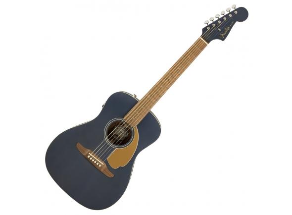 Outras guitarras acústicas Fender Malibu Player Midnight Satin