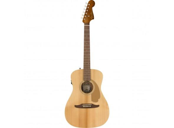 Outras guitarras acústicas Fender Malibu Player Natural