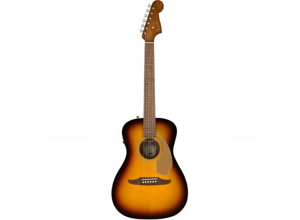 Outras guitarras acústicas Fender Malibu Player Sunburst