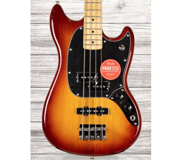 Baixo de 4 Cordas Fender Mustang Bass PJ MN SB