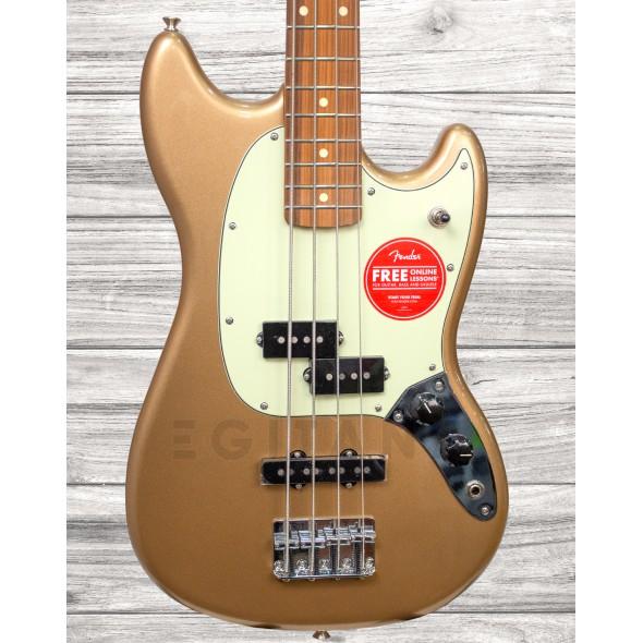 Baixo de 4 Cordas Fender Mustang Bass PJ PF FMG
