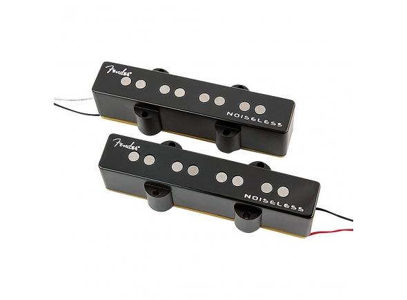 Captador J-Bass de 4 cordas Fender Noiseless Gen4 Jazz Bass Set