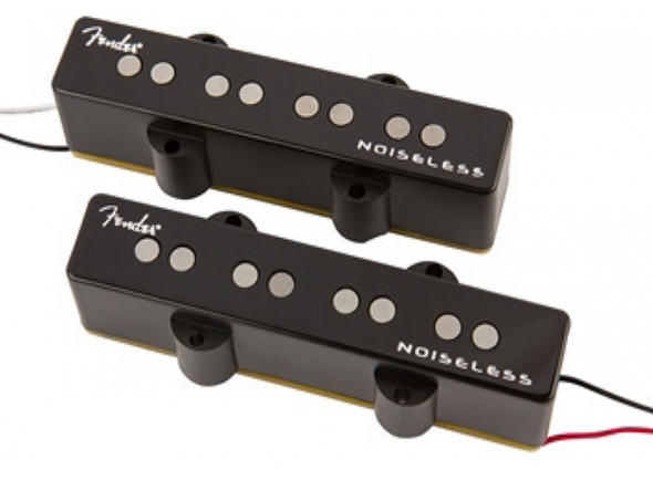 Captador J-Bass de 4 cordas Fender Noiseless Jazz Set