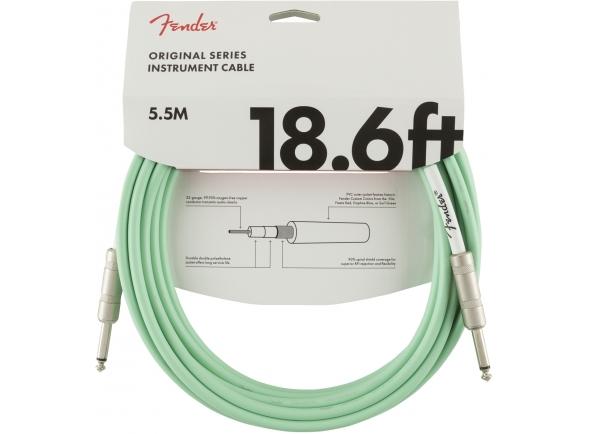 Cabo de instrumento/Cabo para Instrumento Fender Original Cable SG Jack 5,5m