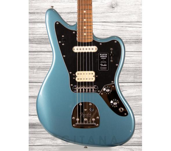 Outros formatos Fender Player Jaguar Tidepool