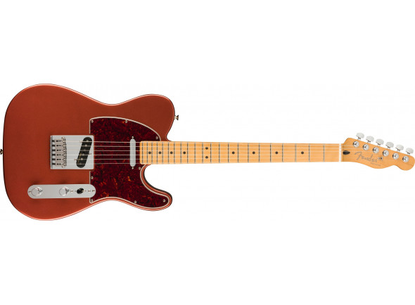 Guitarras Fender Player Plus Guitarras formato T Fender  Player Plus Aged Candy Apple Red