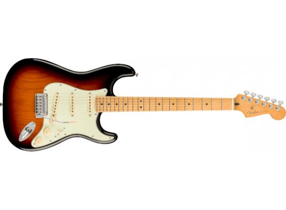 Guitarras Fender Player Plus Guitarras formato ST Fender  Player Plus Maple Fingerboard 3-Color Sunburst