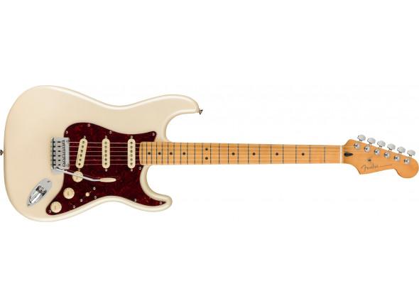 Guitarras Fender Player Plus Guitarras formato ST Fender  Player Plus Olympic Pearl