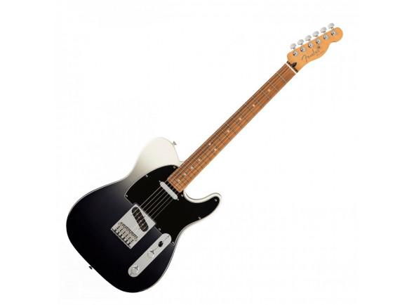 Guitarras formato T Fender  Player Plus Tele Silver Smoke