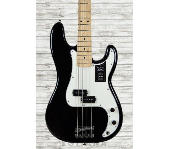 Baixo de 4 Cordas Fender player Series Precision Bass MN BLK
