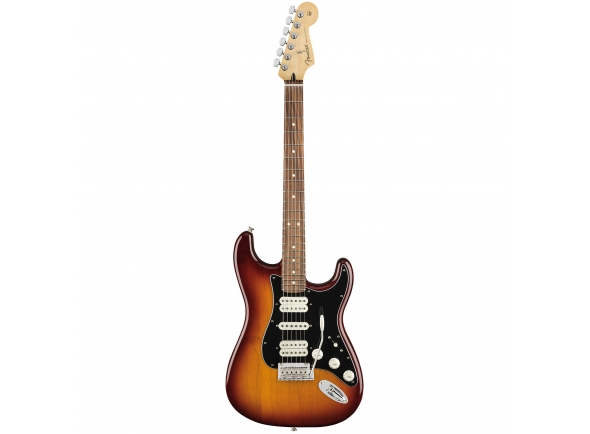 Guitarras formato ST Fender Player Series Strat HSH PF TBS
