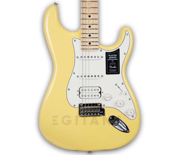 Guitarras formato ST Fender Player Series Strat HSS MN BCR B-Stock