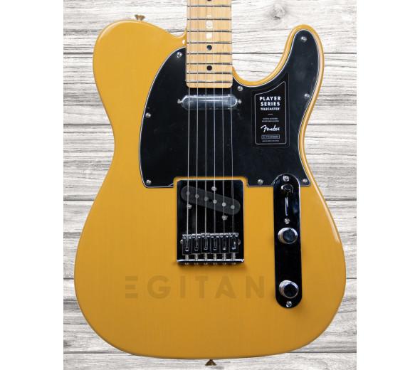 Guitarras formato T Fender Player Series Tele MN BTB