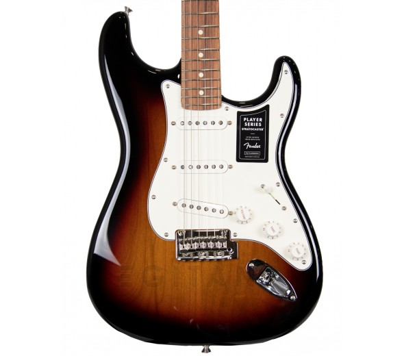 Guitarras formato ST Fender Player Series Stratocaster 3-Color Sunburst