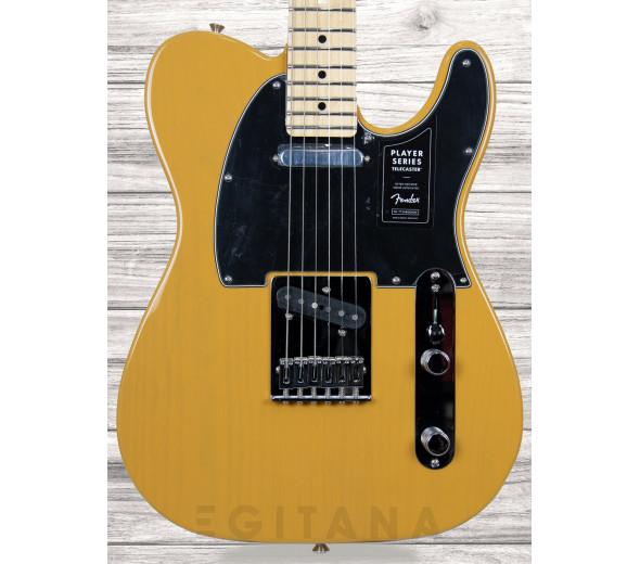 Guitarra Elétrica formato T/Guitarras formato T Fender LTD Player Tele Butterscotch 51 Nocaster Pickups Limited Edition