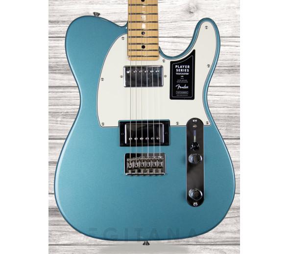 Guitarras formato T Fender Player Series Tele HH MN TPL
