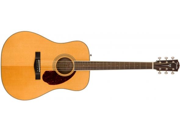 Guitarras Dreadnought Fender PM-1 Standard Dreadnought Natural