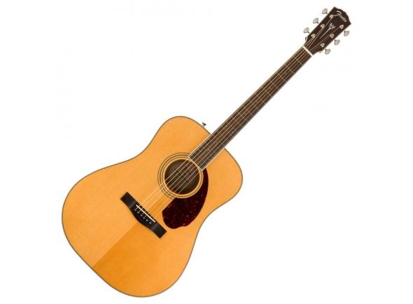 Guitarras Dreadnought Fender PM-1E Standard Dreadnought Natural