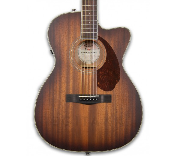Guitarra Acústica /Outras guitarras acústicas Fender PM-3CE Triple-O MAH ACB OV