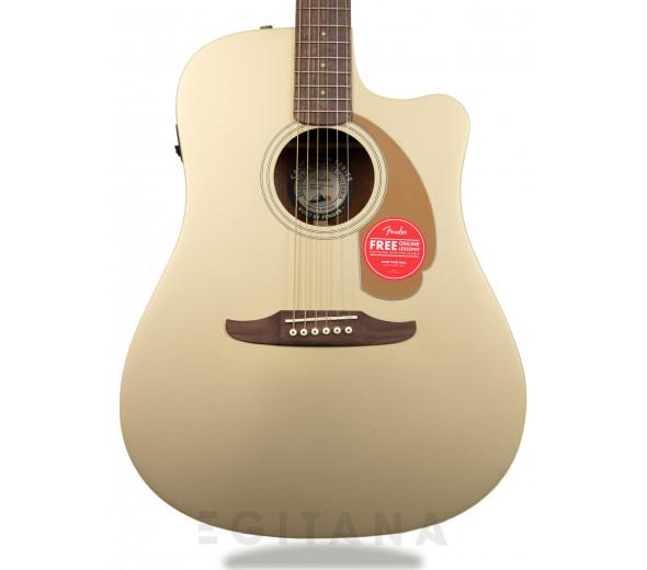Guitarras Dreadnought Fender Redondo Player Bronze Satin