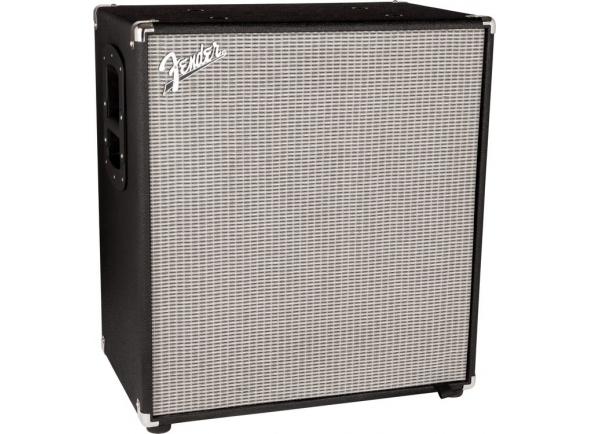 Colunas de Baixo 4X10 Fender Rumble 410 Cabinet