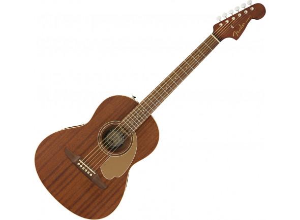 Outras guitarras acústicas Fender  Sonoran Mini Natural