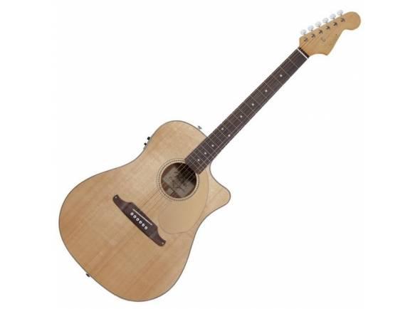 Guitarra Acústica eletrificada 4/4/Guitarras Dreadnought Fender Sonoran SCE