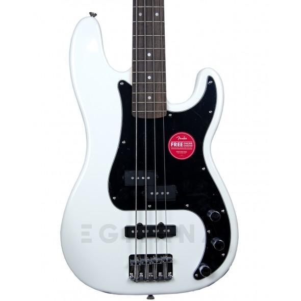 Baixo de 4 Cordas Fender Squier Affinity Precision Bass PJ OWT IL