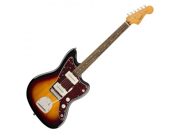 Outros formatos Fender SQ CV 60s Jazzmaster LRL 3TS
