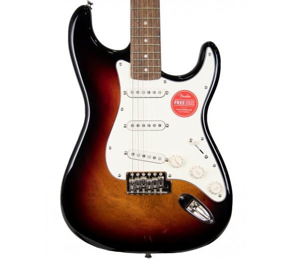 Guitarras formato ST Fender SQ CV 60s Strat LR 3T