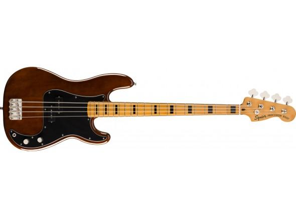 Baixo de 4 Cordas Fender SQ CV 70s P Bass MN WN