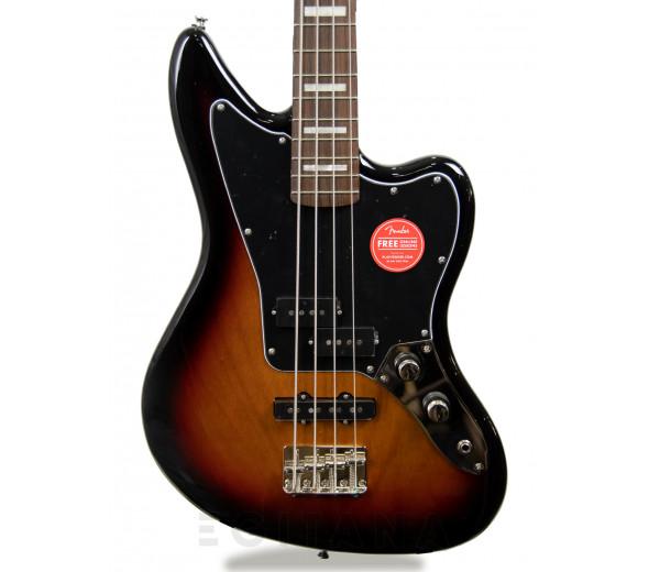Bajo de 4 cuerdas Fender SQ CV Jaguar Bass 3-SB