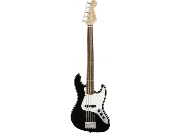 Baixo de 4 Cordas Fender Squier Affinity Jazz IL BK