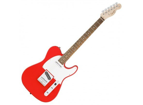 Guitarra tipo T Fender Squier Affinity Tele Race Red 