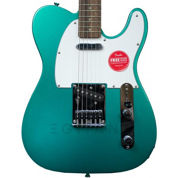 Modelo T/Guitarras formato T Fender Squier Affinity Telecaster LRL Race Green