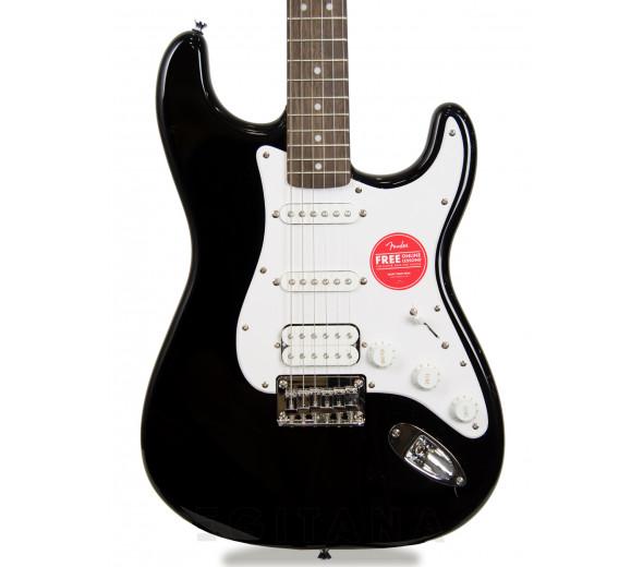 Guitarras formato ST Fender Squier Bullet Strat HT HSS BK