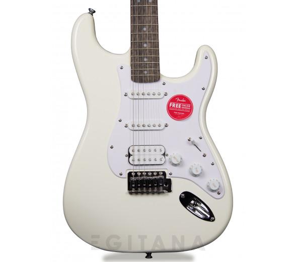 Guitarras formato ST Fender Squier Bullet Strat HSS AW