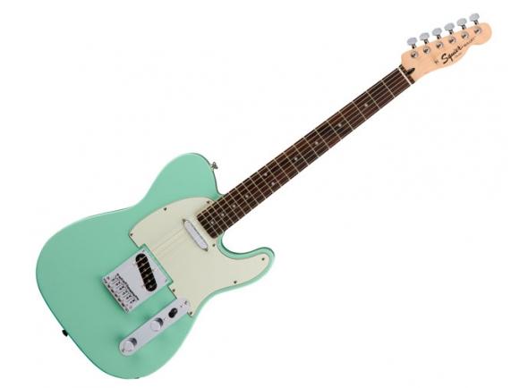 Ver mais informações do  Fender Squier Bullet Tele SFG FSR