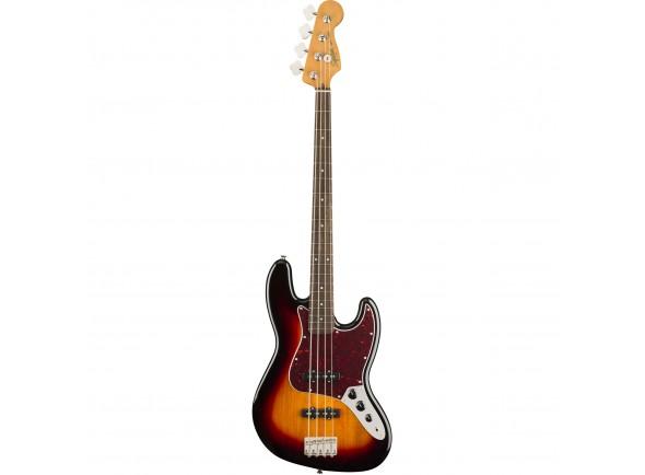 Baixo de 4 Cordas Fender SQ CV 60s Jazz Bass 3-Colour Sunburst