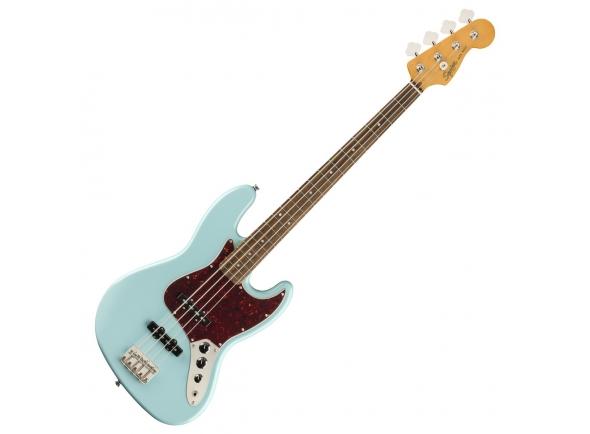 Baixo de 4 Cordas Fender Squier Classic Vibe '60s Jazz Bass IL Daphne Blue