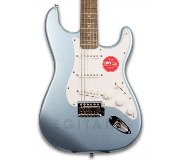 Guitarras formato ST Fender Squier FSR Bullet Tremolo IL Lake Placid Blue