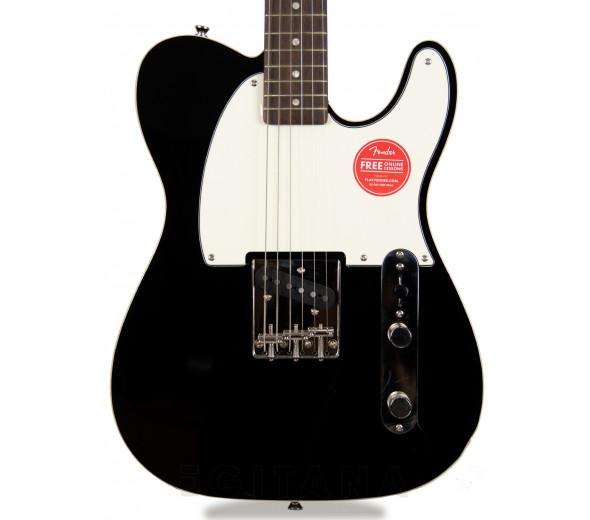 Guitarras formato T Fender  Squier FSR Classic Vibe 60s Custom Esquire LRL PPG Black