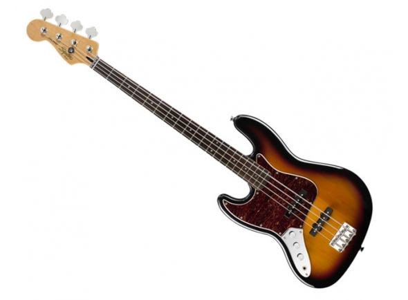 Baixo Elétrico Fender Squier Jazz Bass Vintage Modified LH