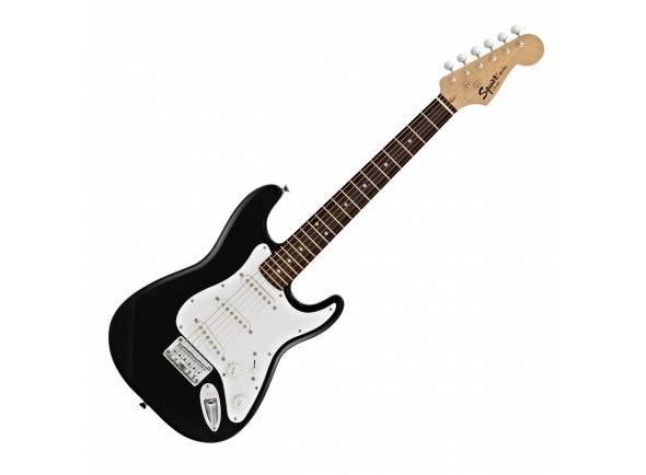 Guitarras criança 3/4/Modelos de criança / shortscale Fender Squier Mini Black