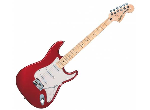 Guitarras formato ST Fender Squier Standard Stratocaster MN CAR