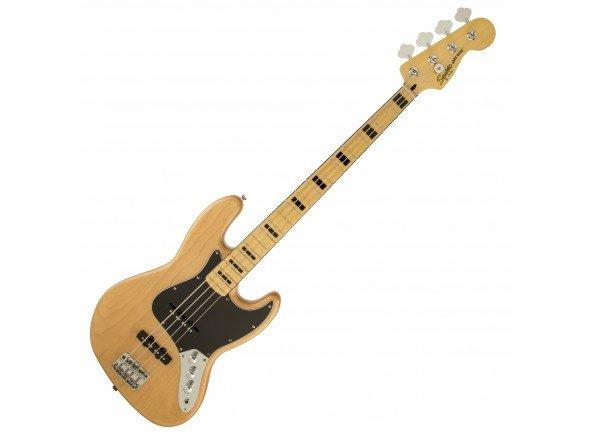 Baixo elétrico de 4 cordas/Baixo de 4 Cordas Fender Squier VM Modified Jazz 70 NT